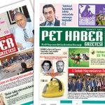 Pet Haber'i http://petgazete.com/pet-haber-gazetesini-online-oku/ linkinden online takip edebilirsiniz.