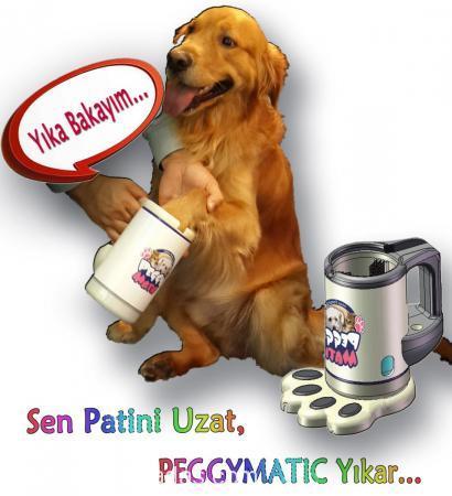 peggymatic Peggymatice ABDden Patent   (Peggynin anısına...)