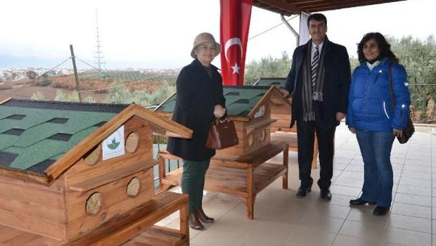 osmangazi Osmangazi'de yeni kedi evleri törenle teslim edildi
