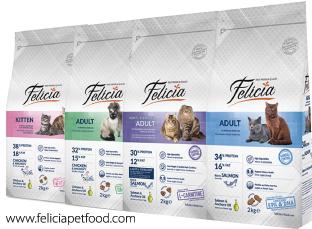 felicia2 ''Felicia'nın ithal markalardan ayrılan en büyük özelliği tazeliği''